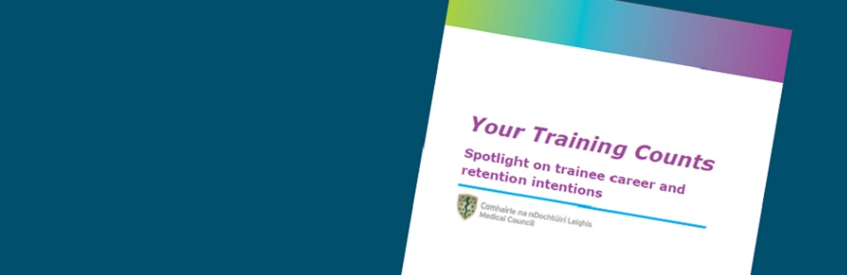 Your Training Counts | New report captures trainee plans for the future